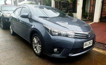 Selling Toyota Corolla Altis 2015 in Caloocan