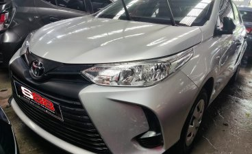 Selling Silver Toyota Vios 2021 in Quezon City