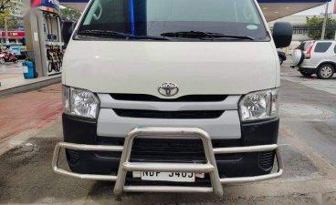 Sell White 2019 Toyota Hiace in Manila
