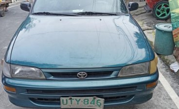 Selling Blue Toyota Corolla 1997 in Taguig