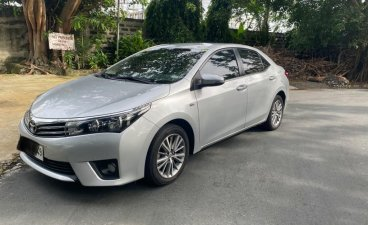Sell 2015 Toyota Corolla Altis in Makati