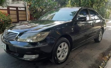 Selling Toyota Camry 2004 in Quezon City