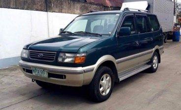 Green Toyota Revo 2000 for sale in Valenzuela