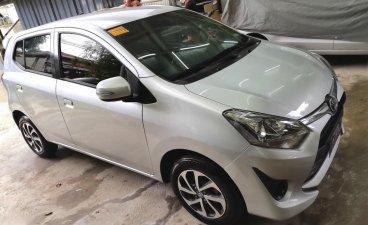 Silver Toyota Wigo 2020 for sale in Antipolo