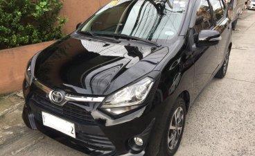 Sell 2020 Toyota Wigo in Manila