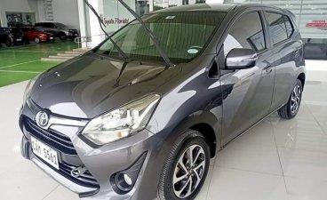 Sell Grey 2018 Toyota Wigo in Plaridel