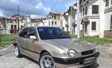 Beige Toyota Corolla 2001 for sale in Muntinlupa