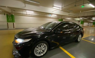 Black Toyota Camry 2020 for sale in Quezon