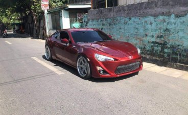 Selling Red Toyota 86 2013 in Baliuag
