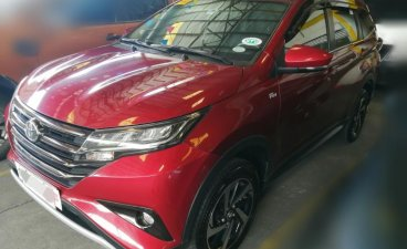 Selling Red Toyota Rush 2019 in Manila