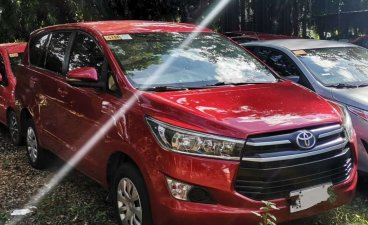 Red Toyota Innova 2018 for sale in Parañaque