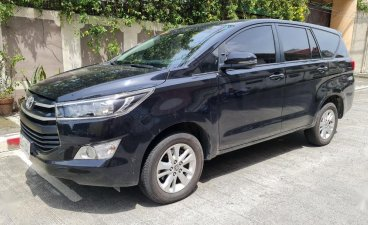 Black Toyota Innova 2020 for sale in Automatic