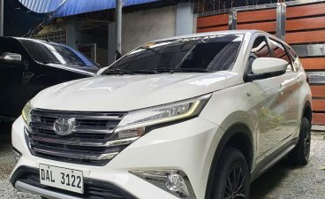White Toyota Rush 2019 for sale in Quezon City
