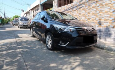 Black Toyota Vios 2017 for sale in Bacoor