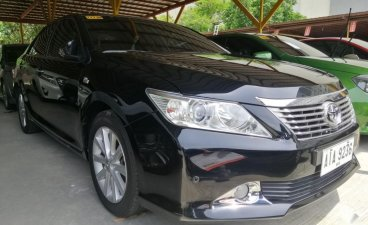 Black Toyota Camry 2015 for sale in Pasig