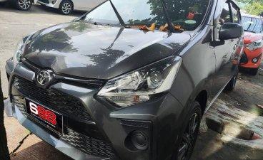Toyota Wigo 2021 for sale in Quezon City