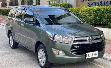 Grey Toyota Innova 2018 for sale in Quezon City