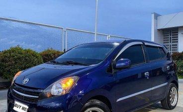 Sell Blue 2016 Toyota Wigo in Naic