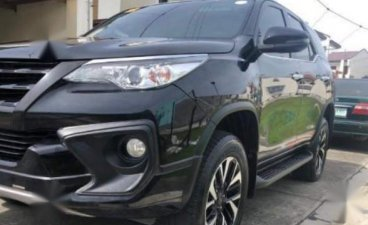 Sell Black 2018 Toyota Fortuner in Manila