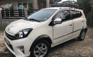 2015 White Toyota Wigo for sale in Automatic