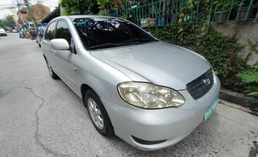 Brightsilver Toyota Corolla Altis 2005 for sale in Taguig
