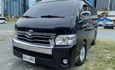 Black Toyota Grandia 2015 for sale in Pasig
