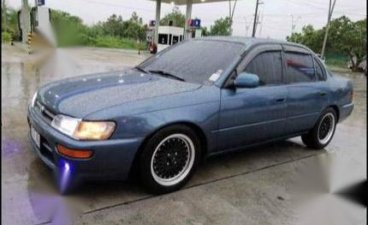 Selling Blue Toyota Corolla 1994 in Quezon