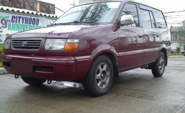 Sell 1999 Red Toyota Revo in Imus