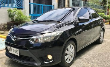 Selling Black Toyota Vios 2016 in Manila
