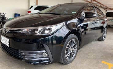 Sell Black 2018 Toyota Altis in Pasig