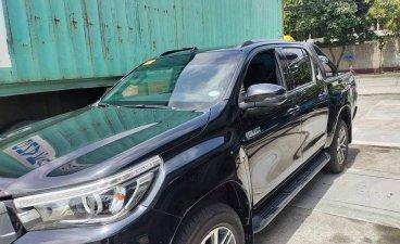 Selling Black Toyota Conquest 2020 in Manila