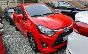 Sell Oảnge 2020 Toyota Wigo