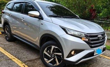 Sell Silver 2019 Toyota Rush in Manila