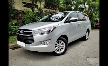 Selling Pearl White Toyota Innova 2019 in Parañaque