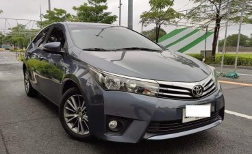 Grey Toyota Corolla Altis 2015 for sale in Makati