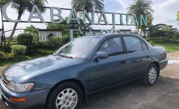 Grey Toyota Corolla 1992 for sale in Cabanatuan