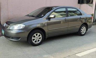 Silver Toyota Corolla Altis 2006 for sale in Quezon