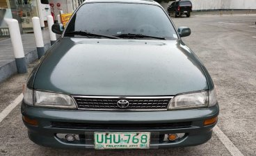 Green Toyota Corolla 1996 for sale in Quezon