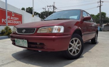 Selling Red Toyota Corolla 1998 in Parañaque