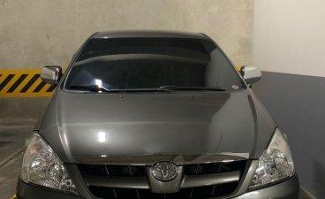 Grey Toyota Innova 2006 for sale in Taguig