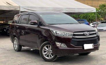 Red Toyota Innova 2016 for sale in Makati