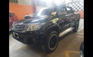 Black Toyota Hilux 2014 at 55200 for sale
