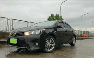 Black Toyota Corolla Altis 2015 for sale in Marikina