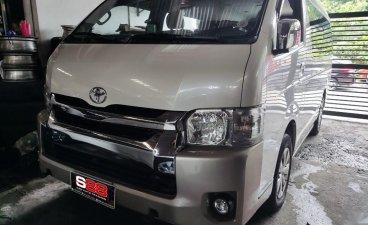 Silver Toyota Grandia 2019 for sale in Quezon