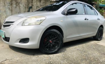 Silver Toyota Vios 2010 for sale in Manual