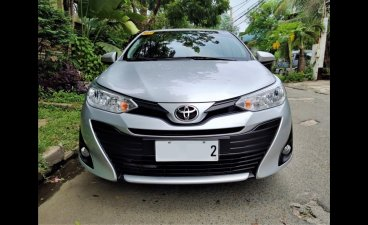Sell Silver 2019 Toyota Vios Sedan