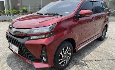 Selling Red Toyota Avanza 2020 in Pasig