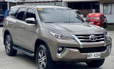 Silver Toyota Fortuner 2020 for sale in Makati