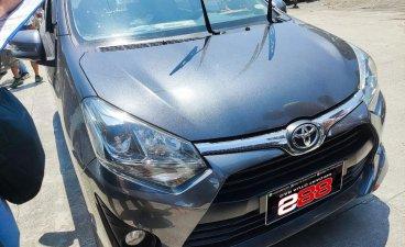 Selling Grey Toyota Wigo 2019 in Quezon