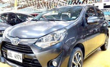 Selling Grey Toyota Wigo 2019 in Marikina